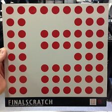 Final Scratch Control Vinyl Black Single