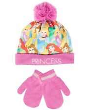 Brand new Disney Princess Winter Hat And Mitten Set Age 6 To 8