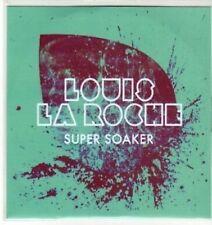 (BU50) Louis La Roche, Super Soaker - DJ CD