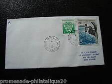 TAAF carta 1/1/94 - sello Yvert y Tellier nº184 187 (cy6)