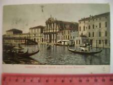 Cartolina Veneto - Venezia Canal Grande - VE 3654