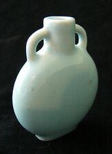 PORCELAIN Vase/BOTTLE Snuff CLAIR DE LUNE Chinese