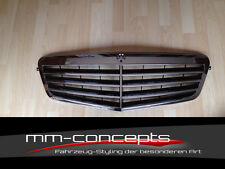 Kühlergrill Grill für Mercedes W212 E Klasse E-Klasse AMG 55 Avantgarde E500