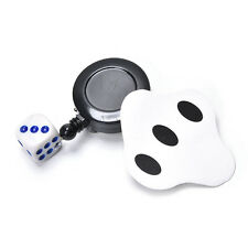 1Pcs Beat Flat Dice Close-up Magic Tricks Dozen Mini Magic Props Toys^~^;!