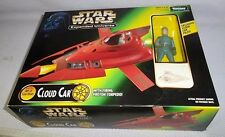 STAR WARS Expanded Universe  1997 Hasbro Kenner CLOUD CAR with PILOT Figure Set