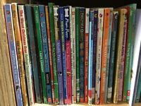 Lot Of 20 Early Grade Chapter Books Random Mix Juvenile Youth