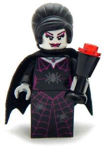 NEW LEGO COUNTESS DRACULA halloween minifigure monster count minifig vampire