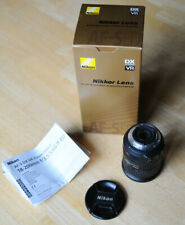 Nikon Nikkor AF-S DX VR 18 - 200 mm, f 3,5 - 5,6 if-ID