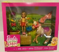 New Chelsea Doll + Horse Playset