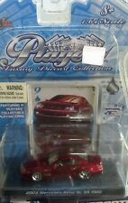 New Maisto 1:64 Scale Playerz Luxury Collection Mercedes Benz SL 55 AMG RED Rare