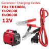 DC12V 1.2M Generator D.C. Charging Cord Cable Wire for Honda EU1000i EU2000i