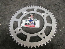 Honda CR80 CR85 CRF150 1987-2016 RFX silver rear sprocket 53T RS15-53