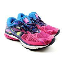 Brooks Ravenna 6 Women's Pink Blue Athletic Running Shoes 6.5 EUR 37.5 UK 4.5