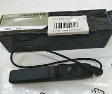 [Near Mint in Box] Contax Cable Switch L 30 For ARIA ,RTS, RX From Japan