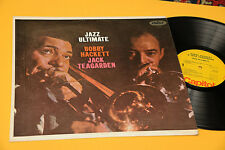 BOBBY HACKETT JACK TEAGARDEN LP JAZZ ULTIMATE USA EX TOP AUDIOFILI