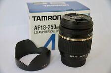 Tamron 18-250mm f/3.5-6.3 Di-II LD Asferico (IF) Macro AF Lente Per Pentax