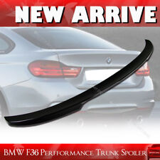 SHIP FROM LA- ABS Paint #668 BMW F36 Gran Rear Boot Trunk Spoiler Wing P Style