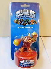 Skylanders Portable Speaker Spyro's Adventure Lot of 2 Eruptor Brand New