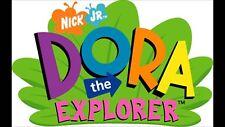 Dora the Explorer 7 DVD Lot Christmas/Pirate/Puppy/Singing/Egg Hunt/Easter/Big..