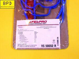 05-12 Dodge Jeep Ram 3.7L V6 SOHC Valve Cover Gasket Set FEL-PRO VS 50652 R