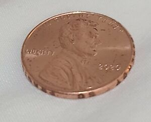 2020 P One Cent Coin Edge Engraved The Body Was Already So Fragile By Jill Magid