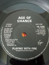 Age of chance - Playing with fire/Joyride on Virgin label. Dance original.