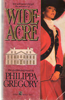 Complete Set Lot of 3 Wideacre Trilogy books by Philippa Gregory (Historical)