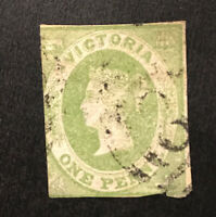 British Australian States Victoria Stamp # 31 Used H