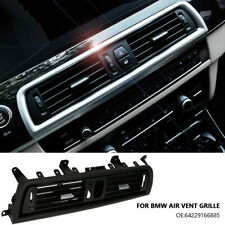 For BMW F10 F11 64229166885 Car Front Console Center Grill Dash Air Heater Vent