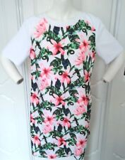ca736cd7ea3 New listing VINCE CAMUTO SIZE 14 TROPICAL PRINT SHIFT DRESS IN EXCELLENT  CONDITION