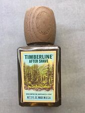 New RARE Vintage Timberline English Leather After Shave 60ml Men