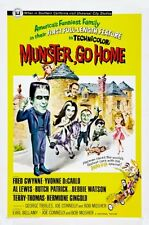 "Munster Go Home Movie Poster Mini 11""X17"""