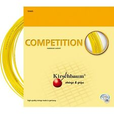 Kirschbaum competition 1,25 mm tenis cuerdas tenis Strings