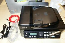 EPSON WorkForce WF-2530 All-In-One INKJET PRINTER FAX COPIER SCANNER PC Mac WIFI