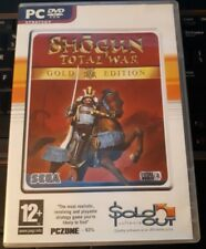 Shogun Total War Gold Edition PC Video Game (2005)