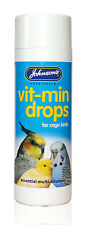 Johnson's Vit-Min Drops For Cage Bird 100ml