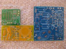 DIY Neve Class-A PCB Set: 1272 preamp w/high-pass filter BA283AV BA182 +70dB