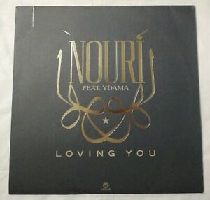 "Nouri feat. Ydama ""Loving You"" (12"" Vinyl) Wackside / Sono"