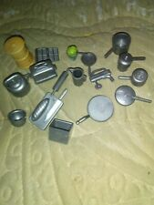 Lot Of Doll Kitchen Items