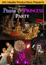 Walt Disney World DVD Pirate & Princess Party, Magic, Music & Mayhem Fireworks