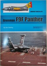 Warpaint Series No.119 - Grumman F9F Panther - Kev Darling - 53 Pages - Book