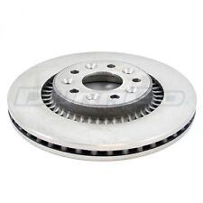 2- IAP/Dura International BR54126 Front Disc Brake Rotors
