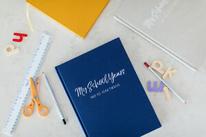 School Year Book - School Photo Album