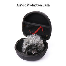 AriMic EVA Hard Mic Protective Bag Case Box Packet Carrying For RODE VideoMicro
