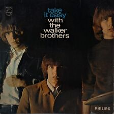 TAKE IT EASY WITH THE WALKER BROTHERS~BL.7691~MONO 1st PRESS~UK VINYL LP