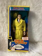 "Vtg 1990 Dick Tracy America's Greatest Detective 15"" Action Figure Playmates Nib"