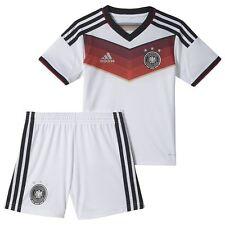 ADIDAS GERMANY MINI KIT FIFA WORLD CUP BRAZIL 2014 2014/15 SIZE 5-6 YEARS NEW
