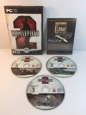 Pc Cd-Rom Battlefield ( 3 Disc )