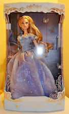 "Disney Store Limited Edition 17"" Cinderella Live-Action Film Doll LE4000 On Hand"
