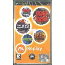 Replay Video Game Psp Electronics Arts Sealed 5030947053192